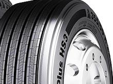 Continental представляет концептуально новые шины для большегрузных тягачей