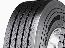В новой линейке грузовых шин Continental срок эксплуатации увеличен на 20%