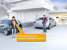 Исследование Continental показало, что управление автомобилем приносит водителям радость
