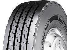 Continental представил восстановленные шины для сложных условий эксплуатации