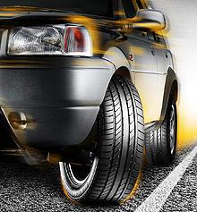Continental предлагает широкую линейку шин для внедорожников и кроссоверов