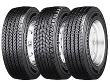 Continental предлагает широкую линейку зимних шин для коммерческого транспорта