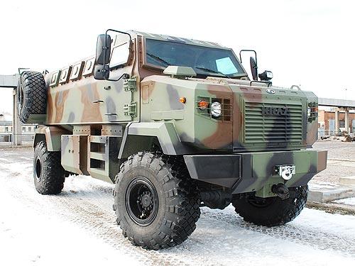Гендиректор АвтоКрАЗа: За год мы поставили армии больше машин, чем за все 23 года