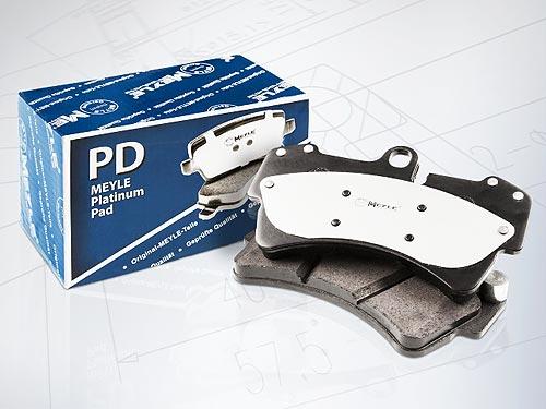 Тормозные диски и колодки MEYLE Platinum – блестящее решение безопасности - MEYLE