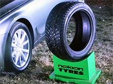 Nokian Tyres выступил шинным партнером презентации BMW 7-й серии