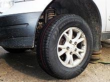 Начинаем тест новинки сезона – летних шин Nokian Nordman S SUV