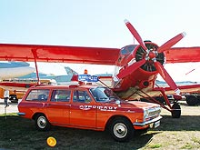 Фестиваль OldCarLand: Какие интересные авто показали реставраторы. Фото - ретро
