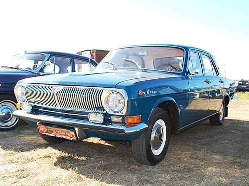 Фестиваль OldCarLand: Какие интересные авто показали реставраторы. Фото