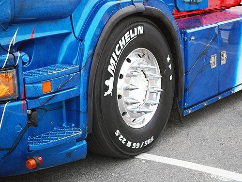 Особенности скандинавского тюнинга грузовиков. Фото