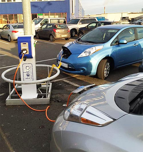 Австрия будет стимулировать покупку электромобилей премией в 4000 евро - электромоб