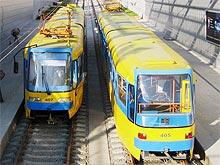 Как в Киеве появилась первая в СССР линия скоростного трамвая. Исторические фото - трамва