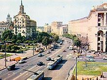 Какое киевское изобретение предопределило развитие городского транспорта на несколько десятилетий - транспорт