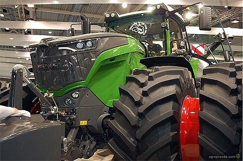 Как выбирали трактор года 2016