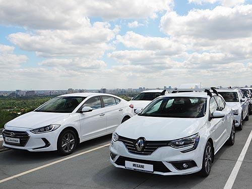 Какие автомобили нравились украинцам в 2016 году