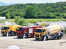 Представлена обновленная линейка грузовых автомобилей Ford Trucks. Фото