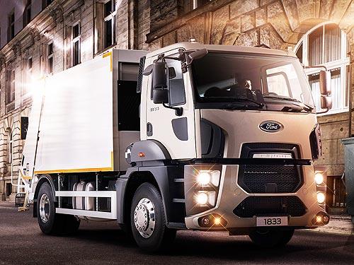 В августе Ford Trucks стал №1 на украинском рынке тяжелых грузовиков - рынок грузовиков