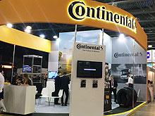 Continental представляет новую систему контроля давления в шинах