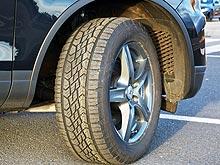 Сontinental выводит на украинский рынок новые шины для внедорожников CrossContact ATR