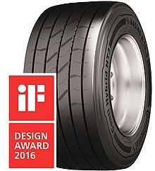 Шина для прицепов Conti Hybrid HT3 получила престижную награду