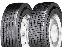 В линейке Conti Hybrid Continental появилась новая шина для прицепов