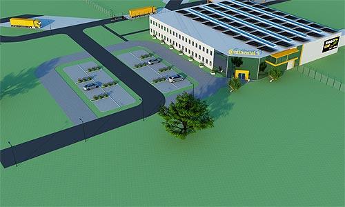 Continental запускает проект по производству шин из одуванчиков - Continental