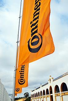 Continental назвали «Шинным производителем года» - Continental