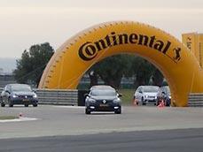 Continental выпустил новые спортивные и комфортные шины PremiumContact 6