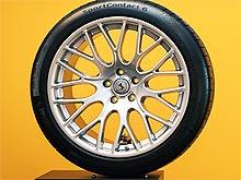 Шины Continental Sport Contact 6 признаны лучшими для спорткаров