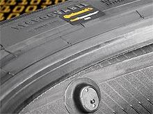 Continental выпустил умные шины iTyres