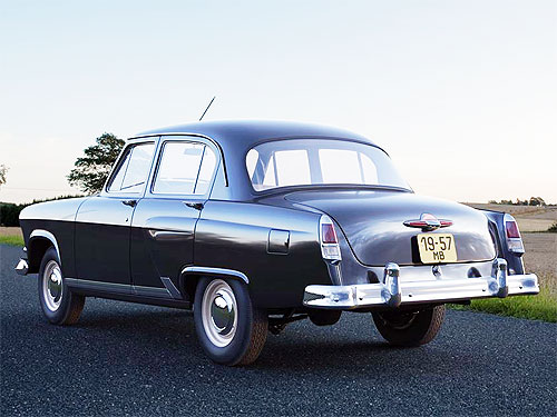 ГАЗ-21 сегодня исполнилось 60 лет. Что значил этот автомобиль для авторынка