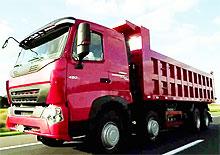 В Украине появился официальный дистрибьютор грузовиков HOWO