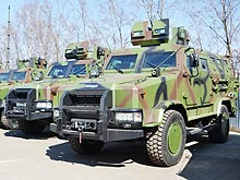 """Какие обновления готовятся для бронеавтомобиля """"Козак-2"""". Фото"""