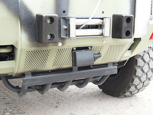 Тест-драйв беспилотного автомобиля КрАЗ Спартан