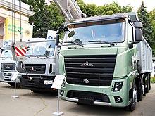 МАЗ запустит производство грузовиков с двигателями Евро-6 - МАЗ