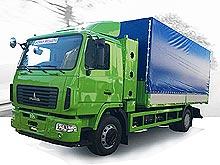 МАЗ создал опытный образец газового автомобиля. Фото