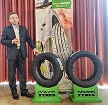 Nokian выводит на украинский рынок новую модель летних шин