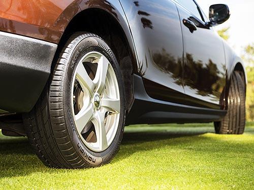 Nokian Tyres и SOCAR подготовили подарки к сезону - Nokian