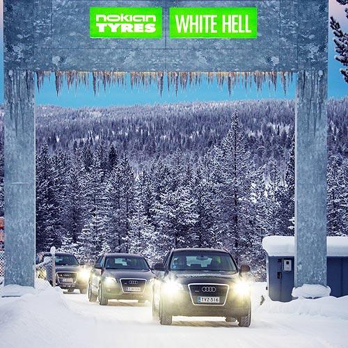 Полигон White Hell: как Nokian тестирует зимние шины за Полярным кругом
