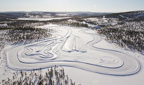 Полигон White Hell: как Nokian тестирует зимние шины за Полярным кругом - Nokian