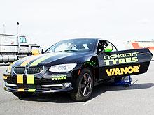 Автомобиль установил новый мировой рекорд скорости на двух колесах на шинах Nokian