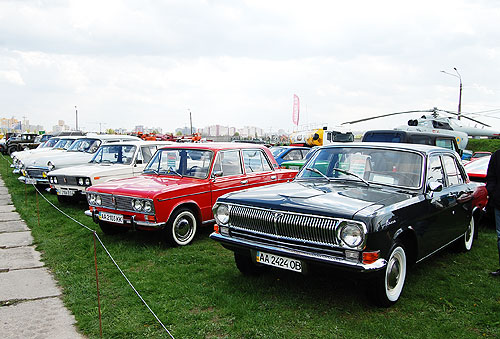 Тест на знание советских автомобилей - СССР