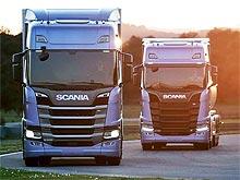 ��� ���������� � ����� ��������� ���������� Scania