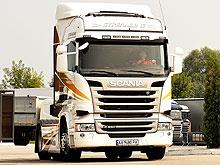 Украинские перевозчики переходят на тягачи Евро 6