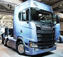 За что Scania S-серии получила титул «Грузовик Года»