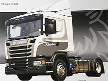 Scania SilverLine получит оформление от украинских дизайнеров
