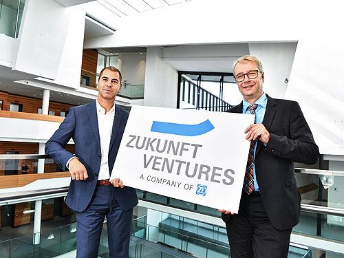 ZF основывает инвестиционный фонд для внедрения инновационных технологий - ZF