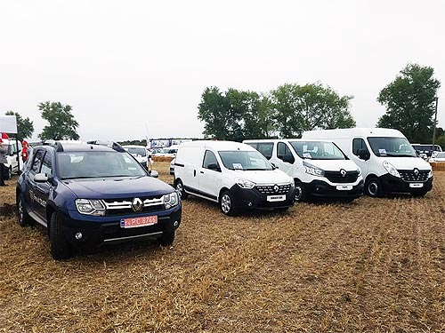 Украинский рынок LCV продолжил рост - авторынок