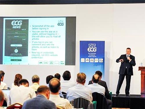 ECG News: все новости рынка продажи и логистики автомобилей теперь доступны в смартфоне - ECG