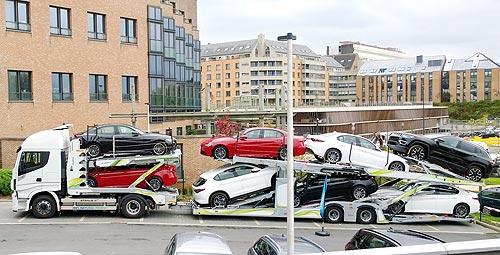 В Европе начали готовиться к неизбежному спаду продаж автомобилей - продаж