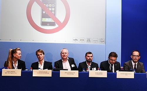 Европа озабочена будущим автомобилей, которое для Украины может оказаться благополучным. Конференция ECG - ECG